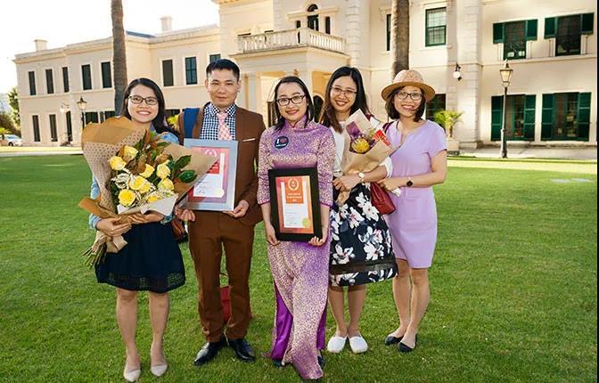 2021国际学生奖奖项设置