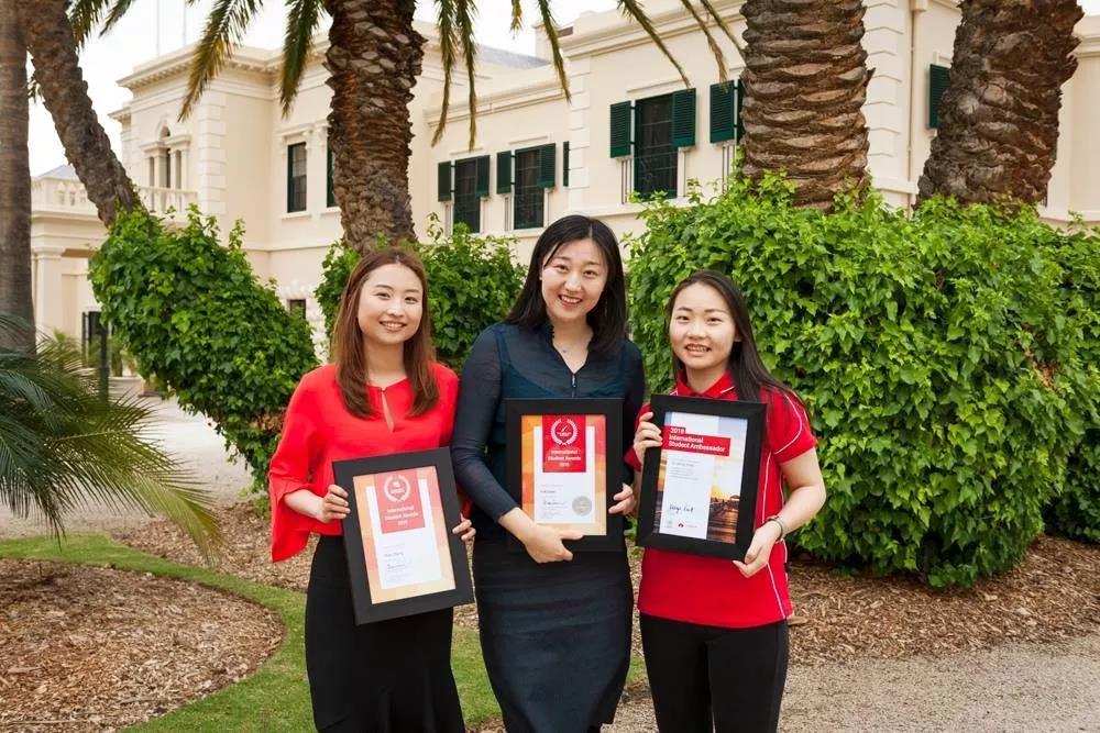 2021国际学生奖评选流程